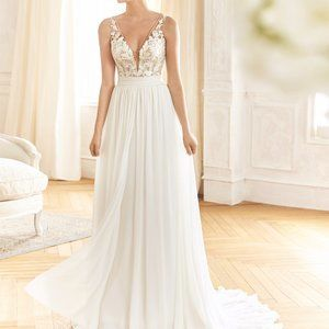Balimena Pronovias Wedding Dress